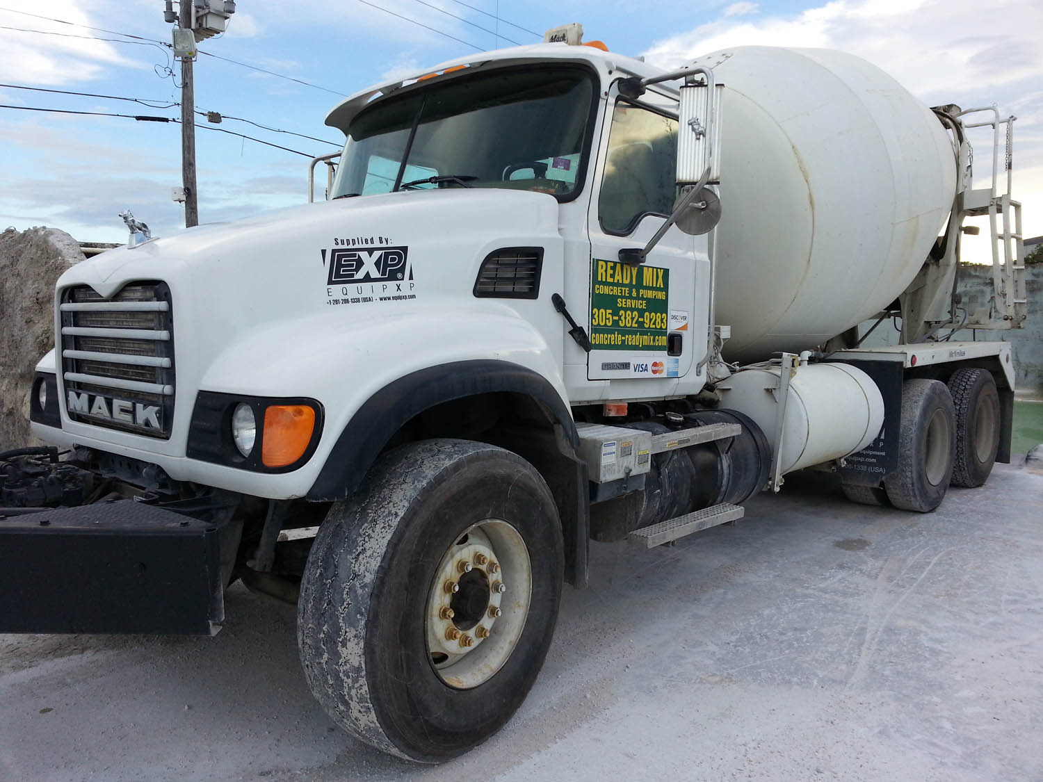 Concrete Ready Mix & Pumping Services | Commercial Concrete Services